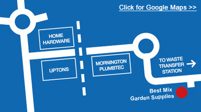 124 Mornington Road, Mornington Map